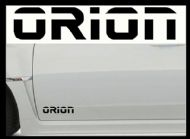 FORD ORION CAR BODY DECALS